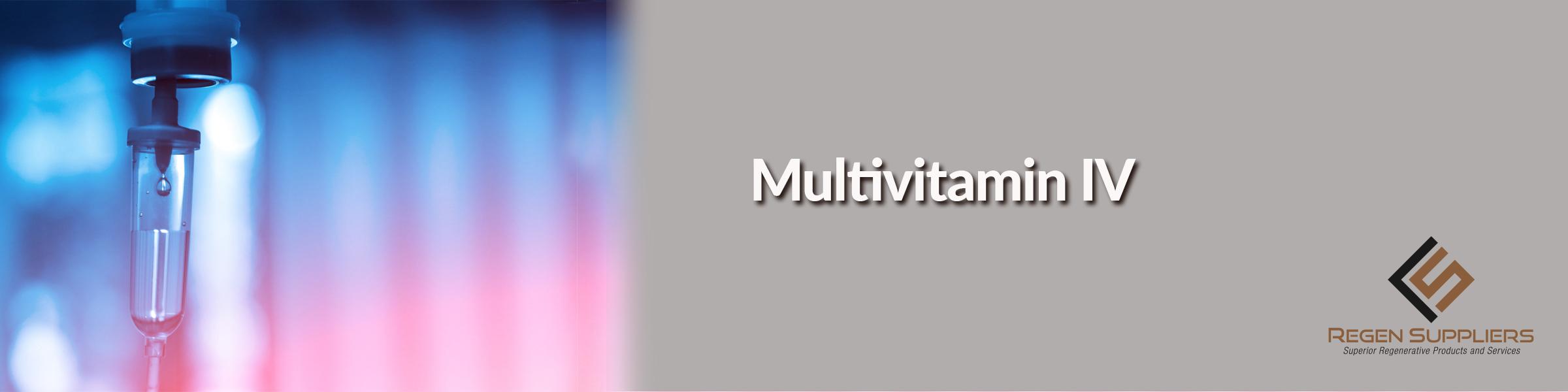 Multivitamin IV